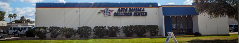 auto repair colision center phoenix az