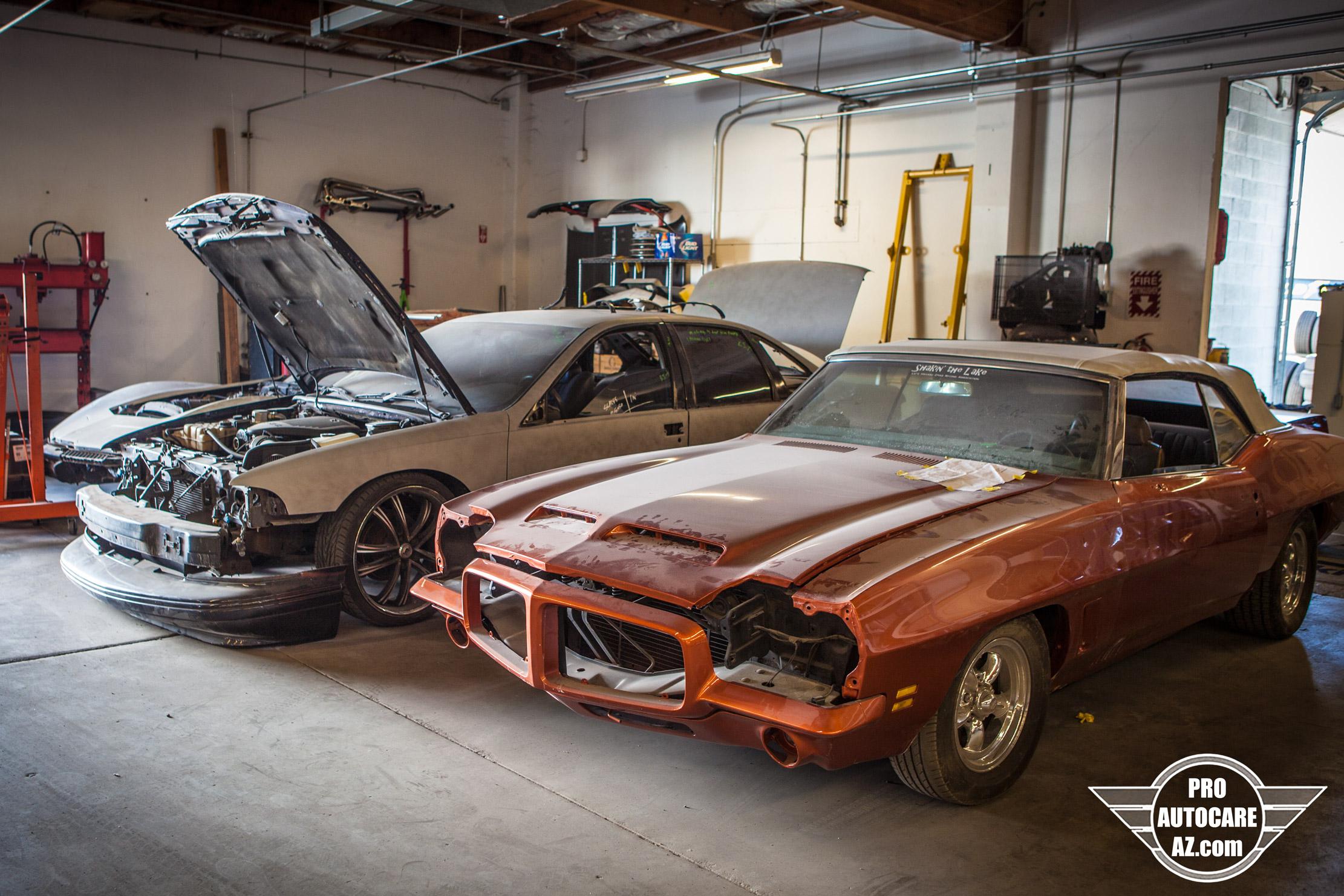 Classic Car Restoration Fredericksburg Va