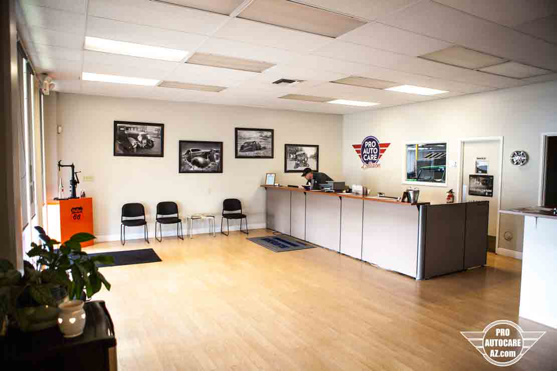 auto care offices